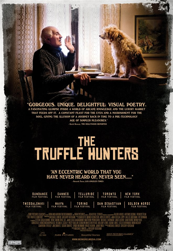 The Truffle Hunters Large Poster