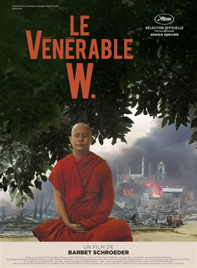 The Venerable W. Large Poster