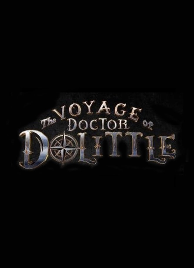 The Voyage of Doctor Dolittle Large Poster
