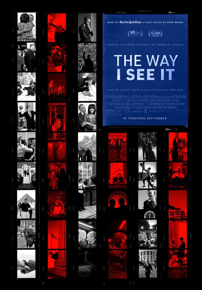 The Way I See It Large Poster