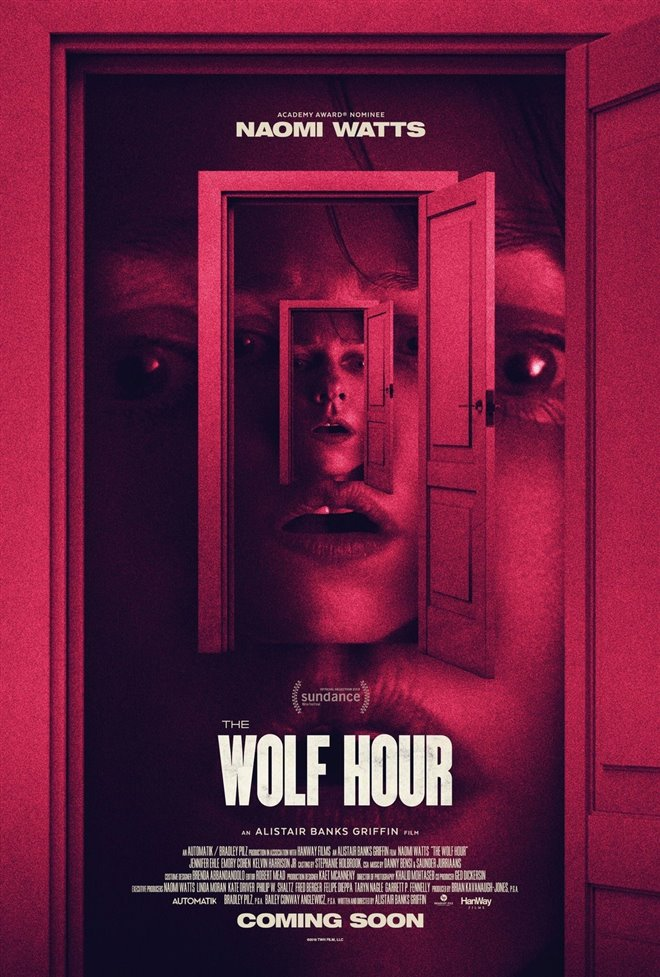 The Wolf Hour Large Poster