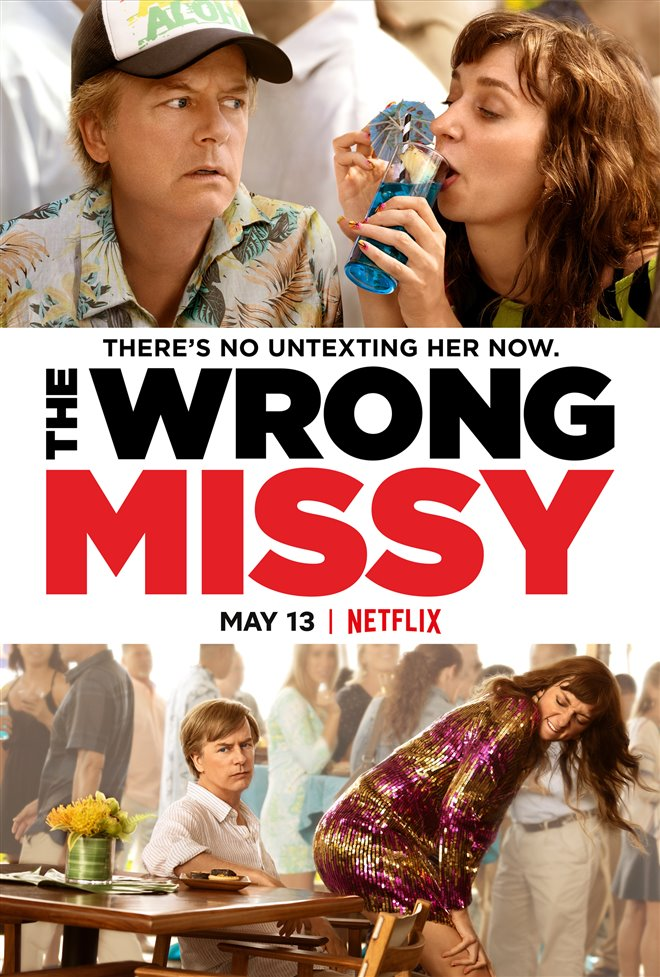 The Wrong Missy (Netflix) Large Poster