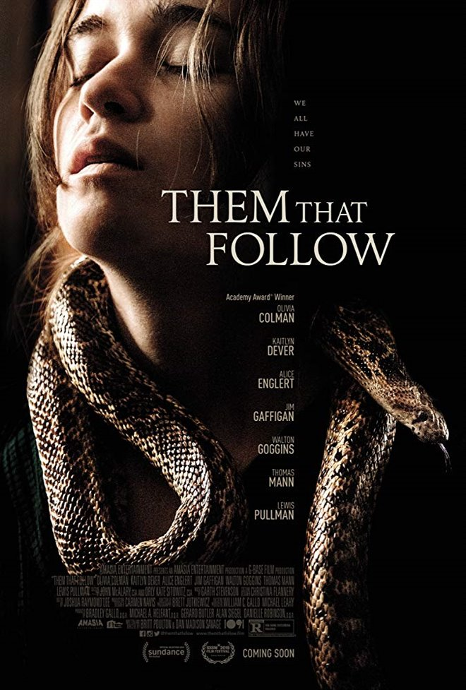 Them That Follow Large Poster