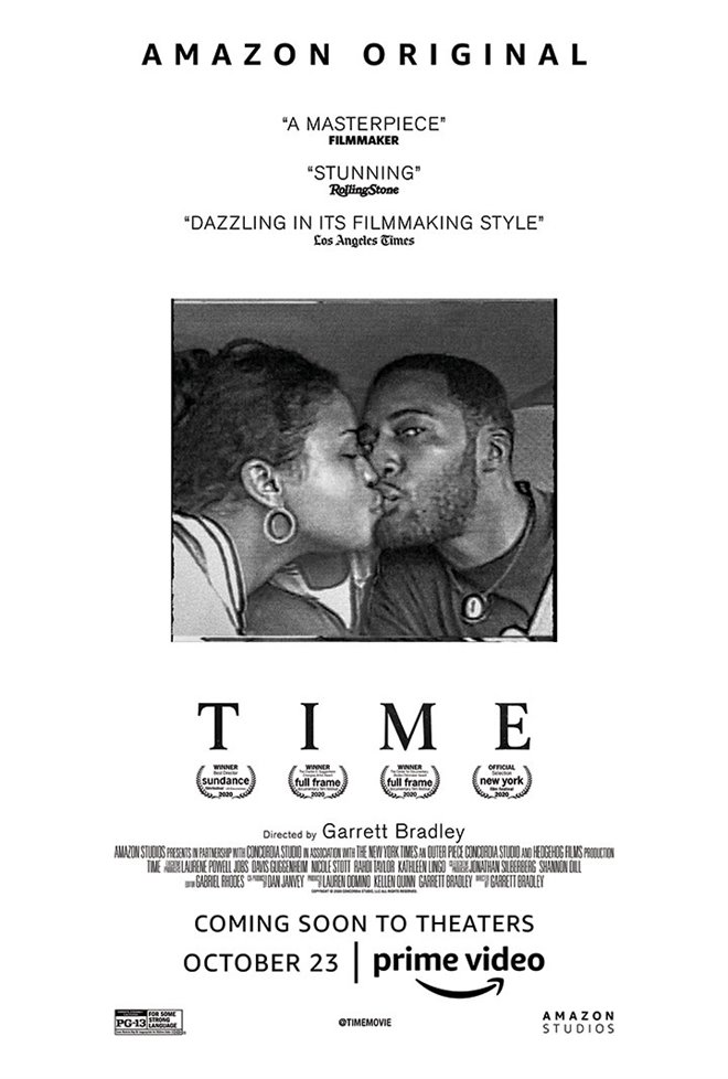 Time (Amazon Prime Video) Large Poster