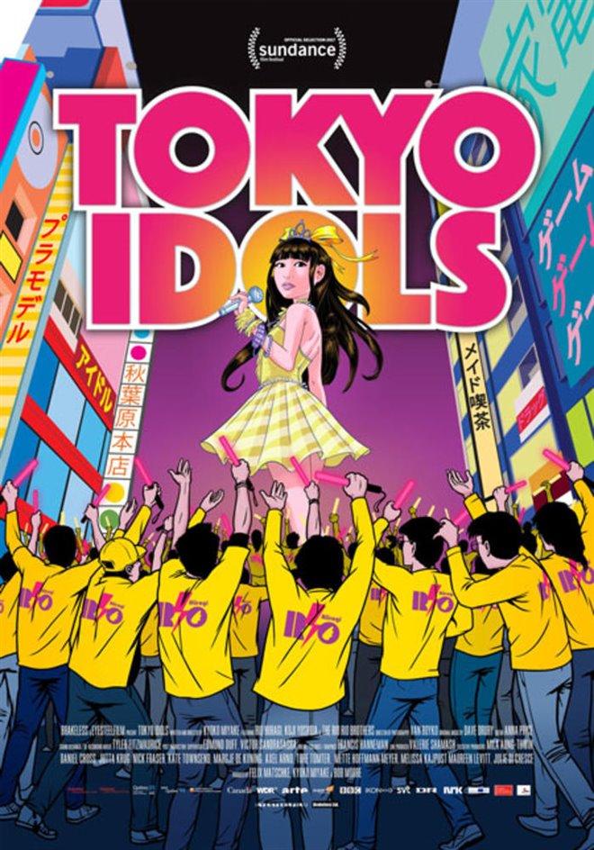 Tokyo Idols Large Poster