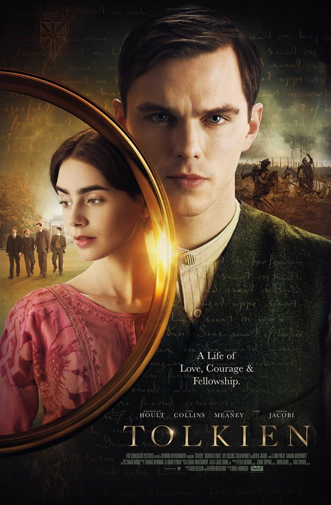 Tolkien Large Poster