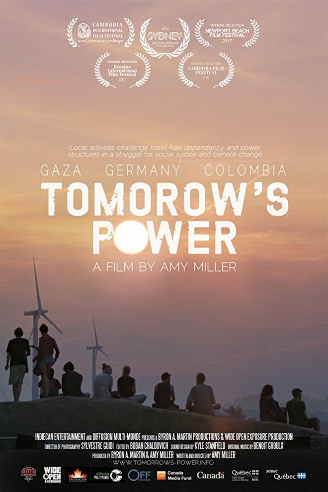 Tomorrow's Power Large Poster