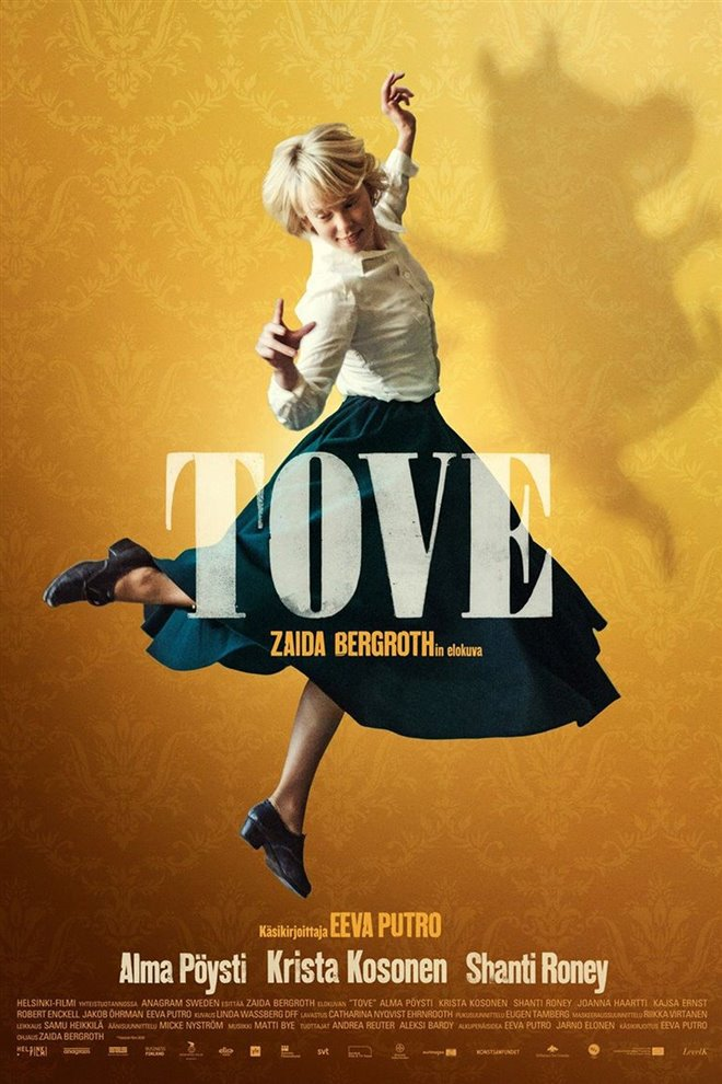 Tove Large Poster
