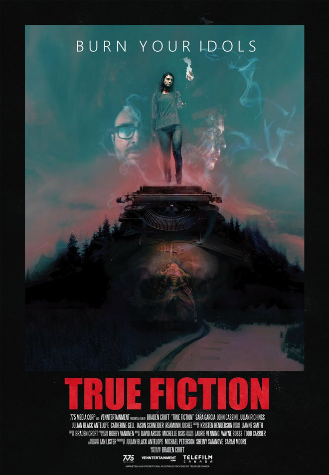 True Fiction Large Poster