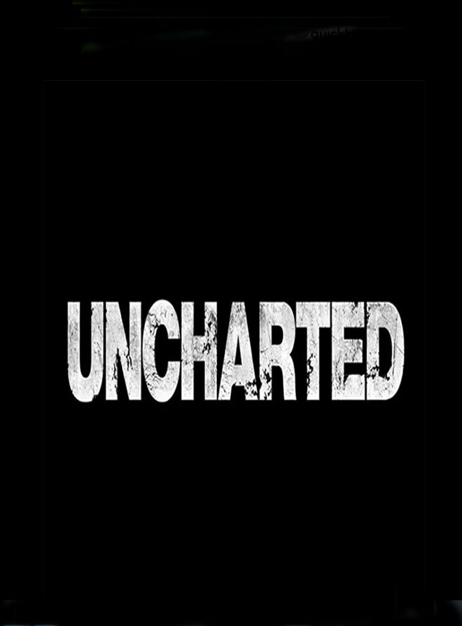 Uncharted Large Poster