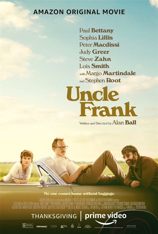Uncle Frank Large Poster