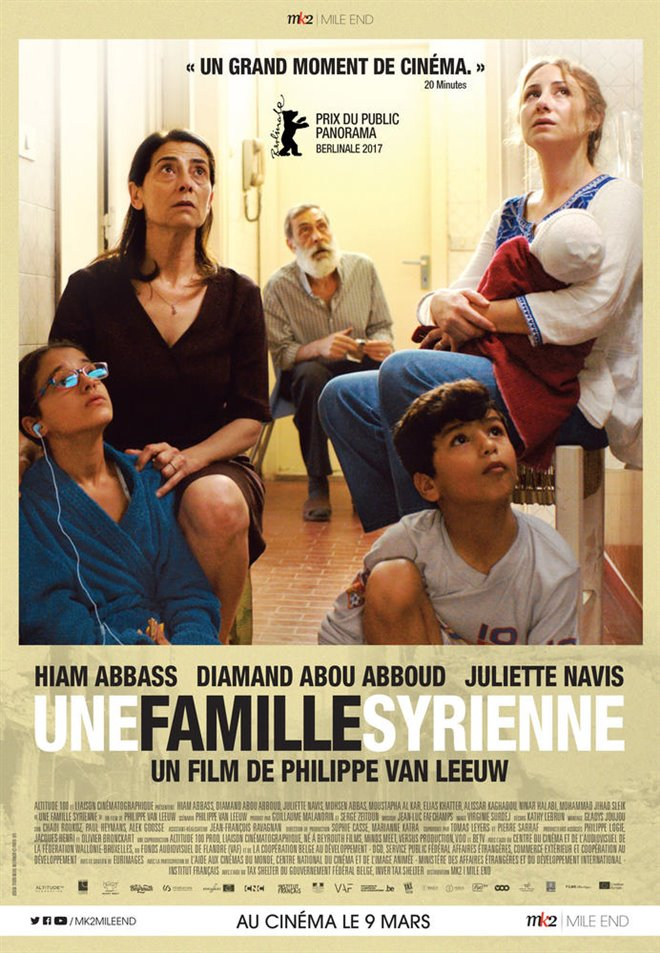 Une famille syrienne (v.o.s.-t.f.) Large Poster