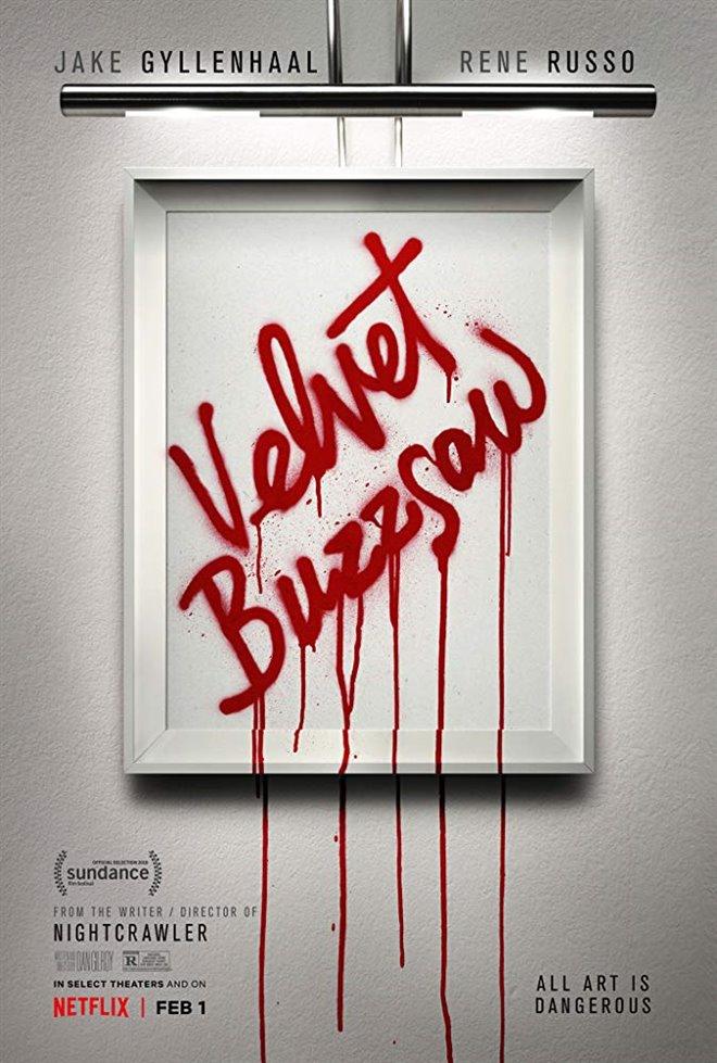 Velvet Buzzsaw (Netflix) Large Poster