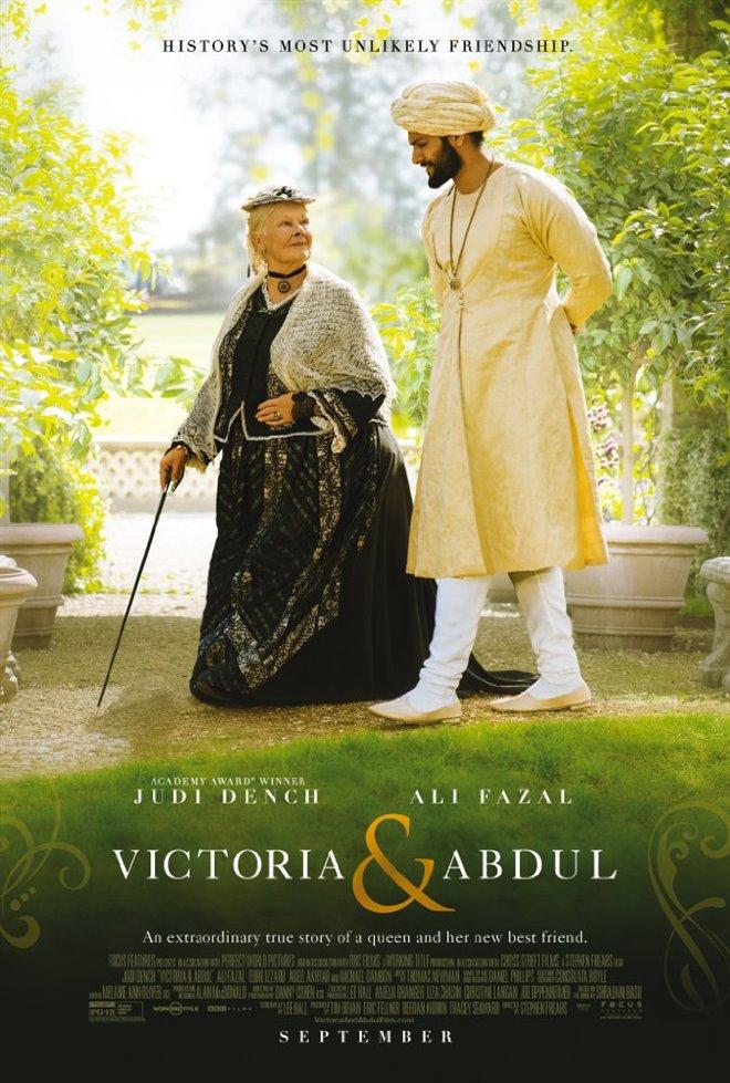 Victoria & Abdul Large Poster