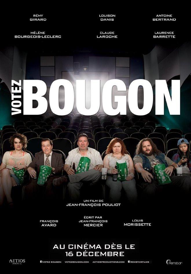 Votez Bougon Large Poster