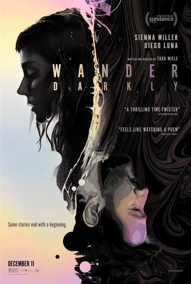 Wander Darkly Large Poster