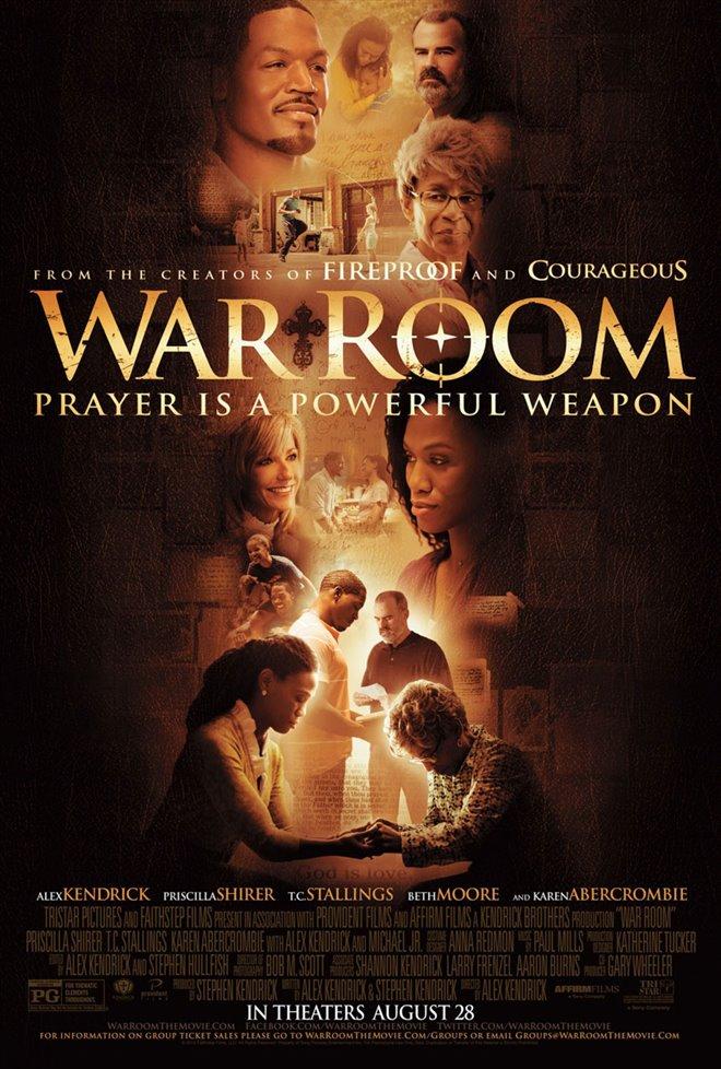 War Room Large Poster