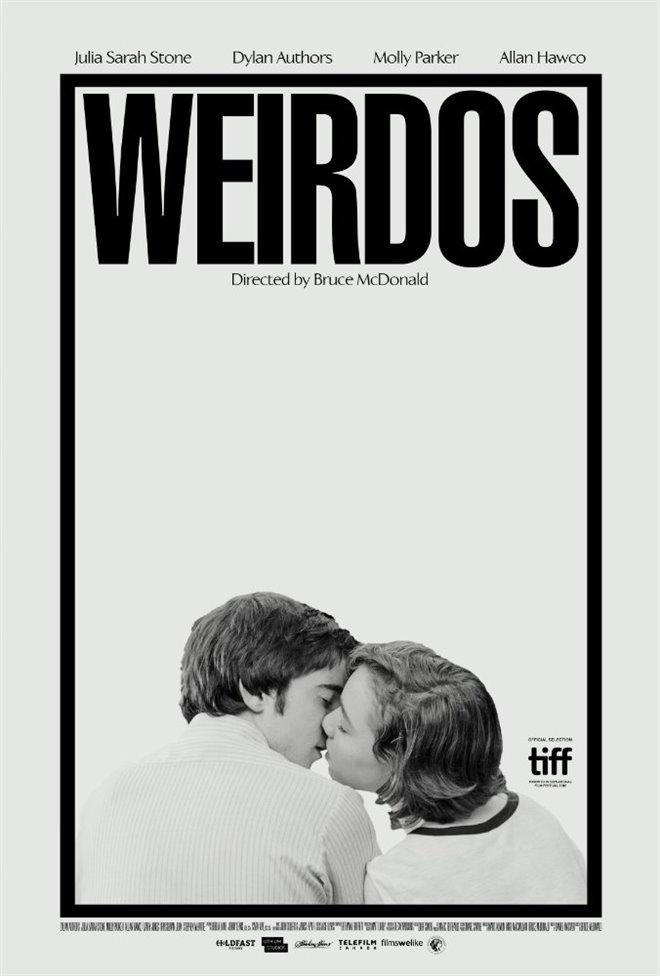 Weirdos Large Poster