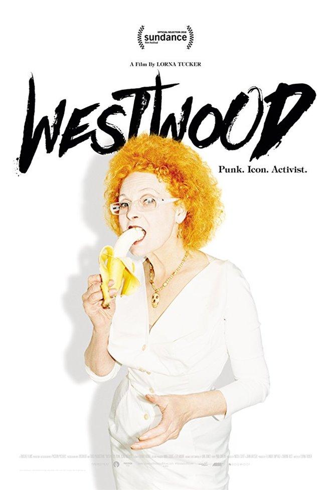Westwood: Punk, Icon, Activist Large Poster