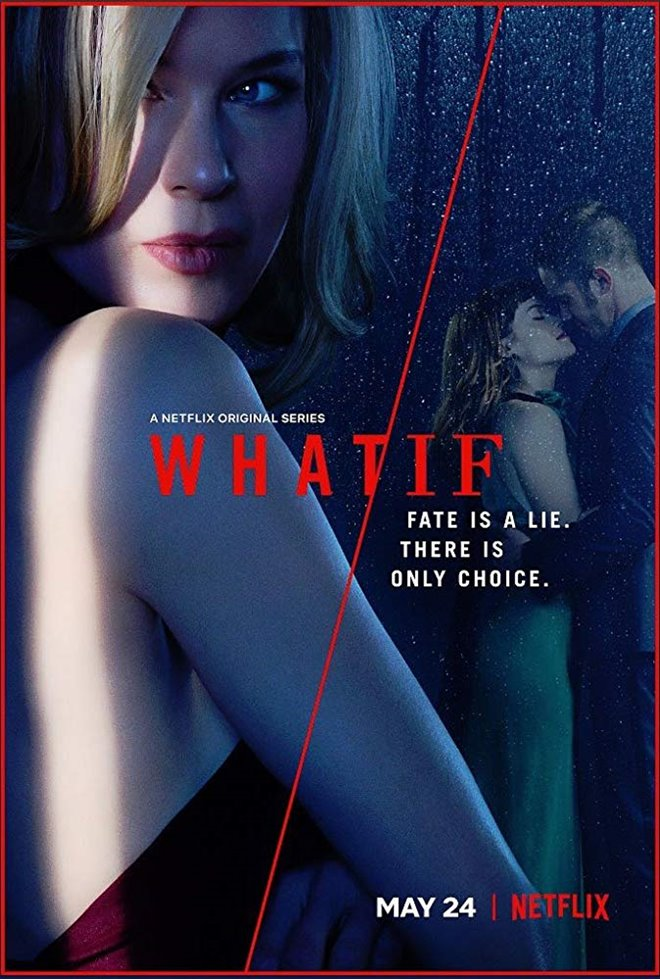 What/If (Netflix) Large Poster