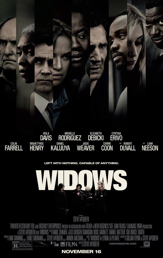 Widows Large Poster