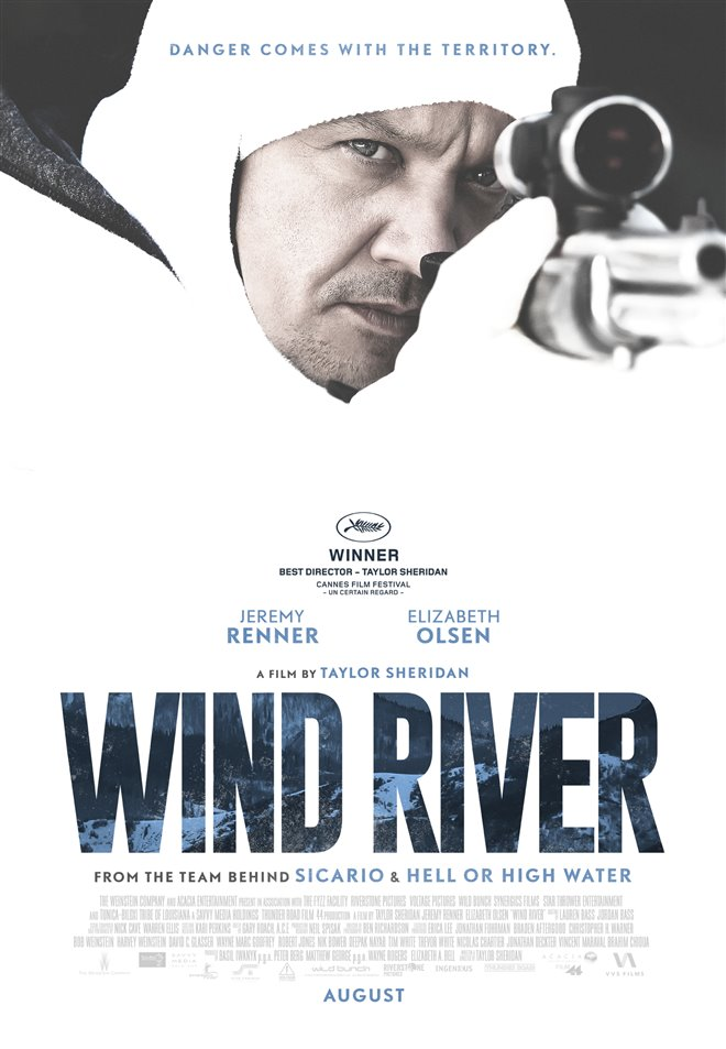 Wind River Large Poster