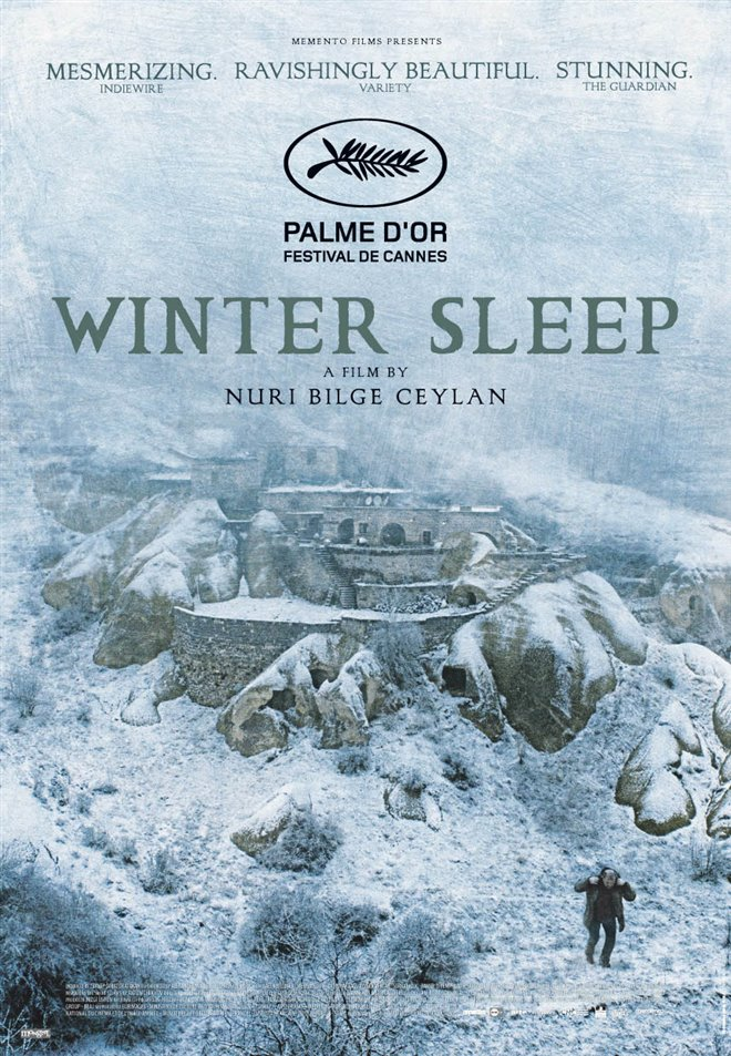 Winter Sleep Large Poster