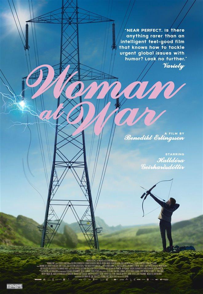 Woman at War Large Poster
