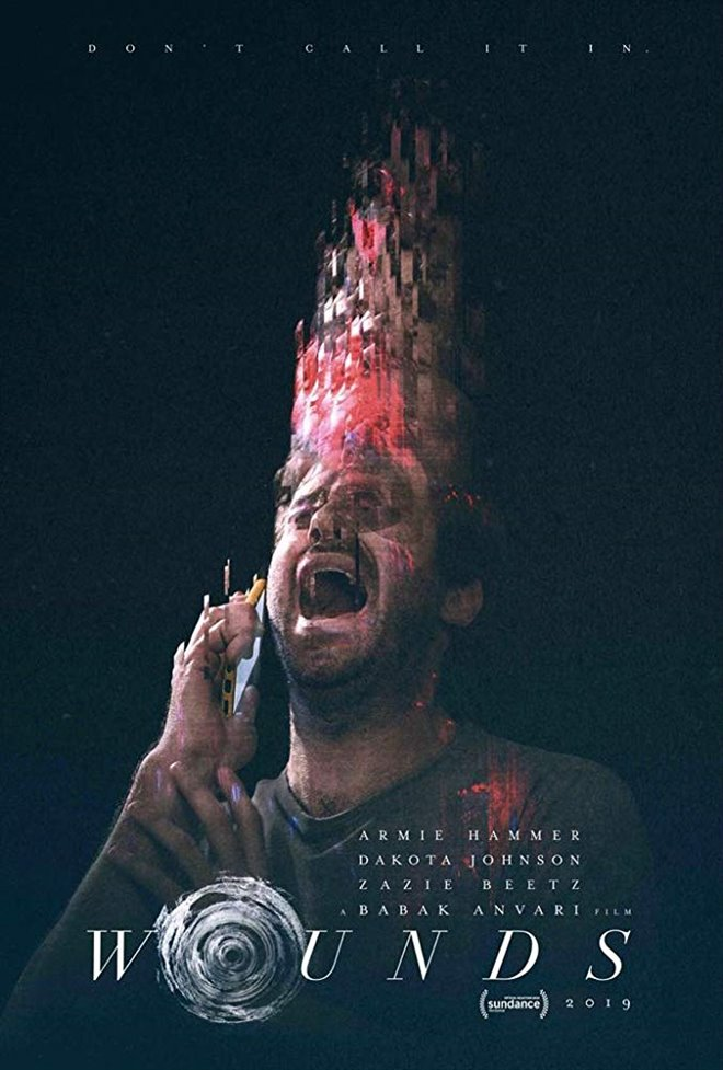 Wounds (Netflix) Large Poster