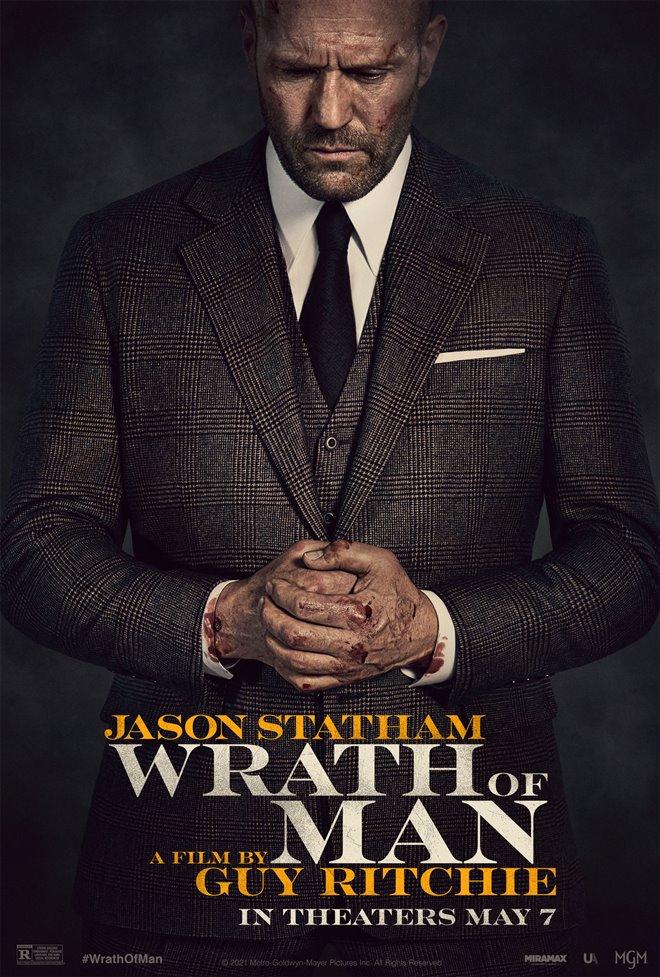 Wrath of Man Large Poster