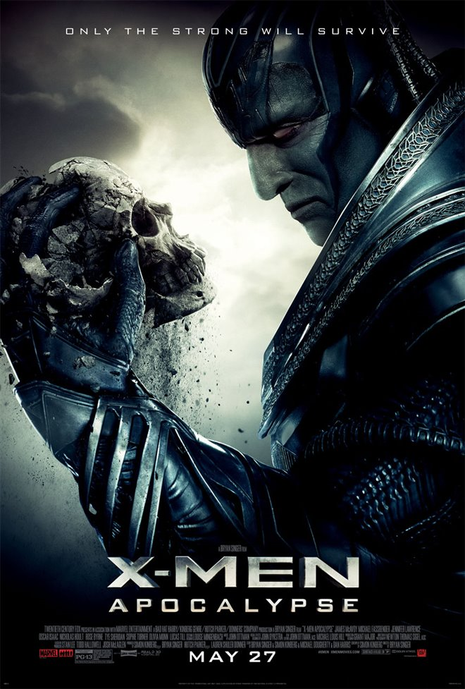 X-Men: Apocalypse Large Poster