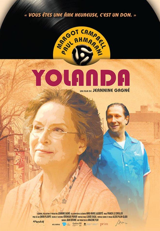 Yolanda Large Poster