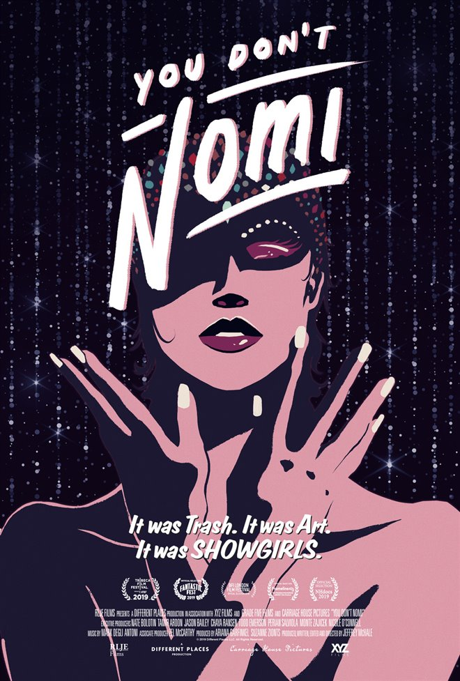 You Don't Nomi Large Poster