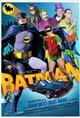 Batman: The Movie (1966) Poster