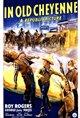 In Old Cheyenne Movie Poster