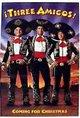 Three Amigos! Movie Poster