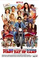 Wet Hot American Summer: First Day of Camp (Netflix) Movie Poster