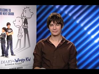 Devon Bostick Diary Of A Wimpy Kid Rodrick Rules Interview Celebrity Interviews