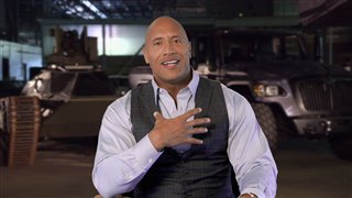 Dwayne Johnson Interview The Fate Of The Furious
