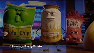 the sausage party movie