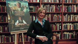 susan coyne interview the man who invented christmas video